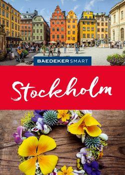 Baedeker SMART Reiseführer Stockholm von Knoller,  Rasso, Nowak,  Christian
