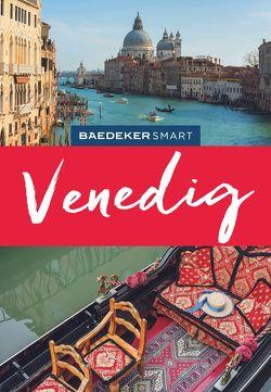 Baedeker SMART Reiseführer Venedig von Capalbo,  Carla, Maunder,  Hilke, Roy,  Sally