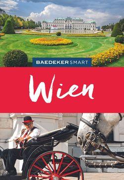 Baedeker SMART Reiseführer Wien von Egghardt,  Hanne, Kunz,  Katharina, Naar-Elphee,  Diane, Weiss,  Walter M.