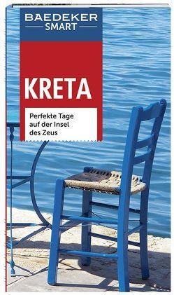 Baedeker SMART Reiseführer Kreta von Bötig,  Klaus, Dailey,  Donna, Dunston,  Laura, Gerrard,  Mike