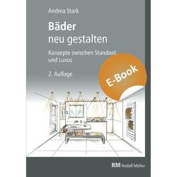Bäder neu gestalten – E-Book (PDF) von Stark,  Andrea