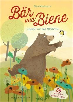 Bär und Biene – Freunde sind das Allerbeste von Diederen,  Suzanne, Moekaars,  Stijn, Pressler,  Mirjam