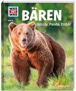 WAS IST WAS Band 115 Bären. Grizzly, Panda, Eisbär von Mayer,  Alexandra