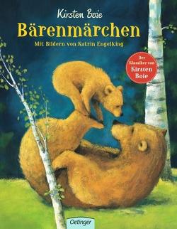 Bärenmärchen von Boie,  Kirsten, Engelking,  Katrin