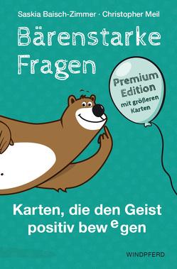 Bärenstarke Fragen – Premium Edition (Karten) von Baisch-Zimmer,  Saskia, Meil,  Christopher
