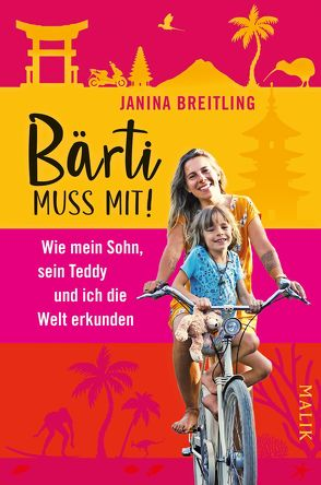 Bärti muss mit! von Breitling,  Janina