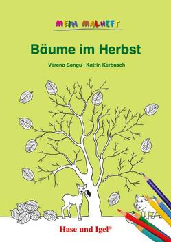 Bäume im Herbst von Kerbusch,  Katrin, Sangu,  Verena