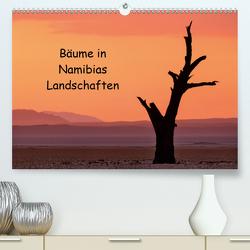 Bäume in Namibias Landschaften (Premium, hochwertiger DIN A2 Wandkalender 2020, Kunstdruck in Hochglanz) von Berger,  Anne