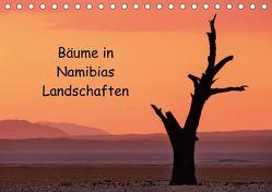 Bäume in Namibias Landschaften (Tischkalender 2018 DIN A5 quer) von Berger,  Anne