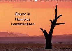 Bäume in Namibias Landschaften (Wandkalender 2018 DIN A3 quer) von Berger,  Anne