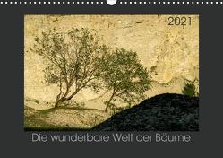 Bäume quer (Wandkalender 2021 DIN A3 quer) von Bücker,  Michael