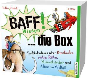 BAFF! Wissen … die Box von Bendel,  Jochen, Fritsch,  Thomas, Präkelt,  Volker