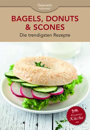 Bagels, Donuts & Scones