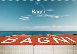 Bagni (Posterbuch DIN A4 quer) von Fox,  Andy