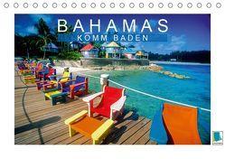 Bahamas: Komm baden (Tischkalender 2019 DIN A5 quer) von CALVENDO