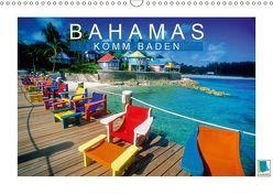 Bahamas: Komm baden (Wandkalender 2019 DIN A3 quer) von CALVENDO