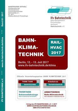 BAHN-KLIMATECHNIK von Schulz,  Eckhard