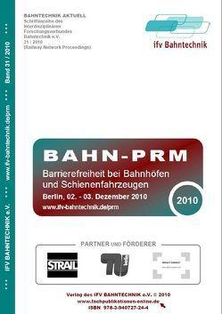 BAHN-PRM 2010 von Schulz,  Eckhard
