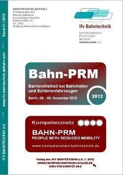 Bahn PRM 2012 von Schulz,  Eckhard