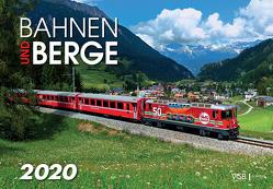 Bahnen und Berge 2020