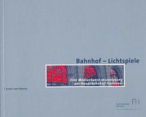 Bahnhof-Lichtspiele von Baehr,  Ulrich, Koriath,  Helen, Saenger,  Ute