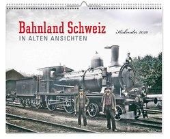 Bahnland Schweiz von Gohl,  Ronald