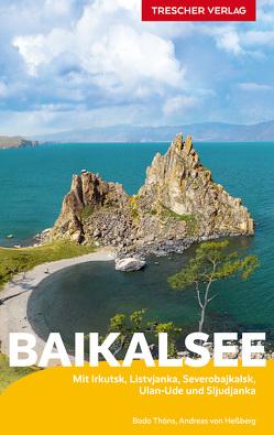 Reiseführer Baikalsee von Hessberg,  Andreas von, Thöns,  Bodo