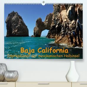 Baja California – Impressionen der mexikanischen Halbinsel (Premium, hochwertiger DIN A2 Wandkalender 2020, Kunstdruck in Hochglanz) von Lindner,  Ulrike