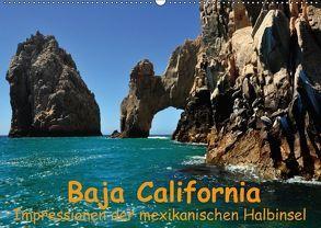 Baja California – Impressionen der mexikanischen Halbinsel (Wandkalender 2018 DIN A2 quer) von Lindner,  Ulrike