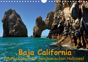 Baja California – Impressionen der mexikanischen Halbinsel (Wandkalender 2021 DIN A4 quer) von Lindner,  Ulrike
