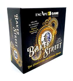 Baker Street – Das Vermächtnis von Sherlock Holmes von Bergen,  Anne, Lupi,  Nicolas
