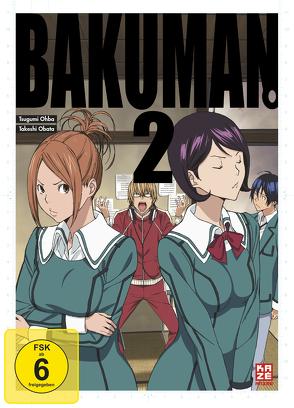 Bakuman – 1. Staffel – DVD 2 von Akitaya,  Noriaki, Kasai,  Kenichi