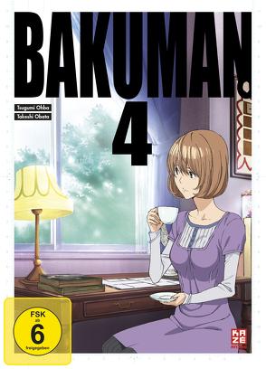 Bakuman – 1. Staffel – DVD 4 von Akitaya,  Noriaki, Kasai,  Kenichi