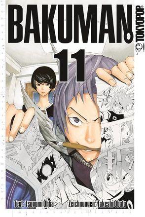 Bakuman. 11 von Obata,  Takeshi, Ohba,  Tsugumi