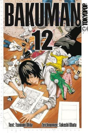 Bakuman. 12 von Obata,  Takeshi, Ohba,  Tsugumi