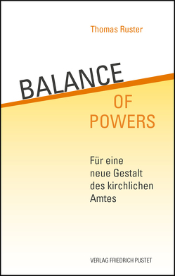 Balance of Powers von Ruster,  Thomas