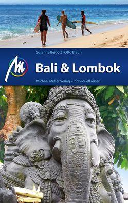 Bali & Lombok von Beigott,  Susanne, Braun,  Otto