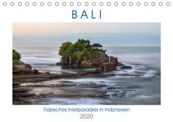Bali, tropisches Inselparadies in Indonesien (Tischkalender 2020 DIN A5 quer) von Kruse,  Joana