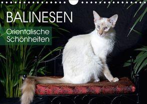 Balinesen – Orientalische Schönheiten (Wandkalender 2018 DIN A4 quer) von Scholze,  Verena