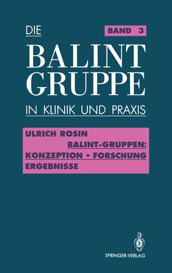 Balint-Gruppen von Körner,  Jürgen, Rosin,  Ulrich