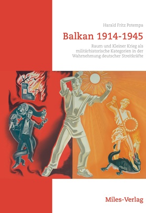 Balkan 1914-1945 von Potempa,  Harald Fritz