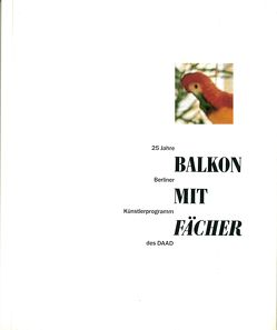 Balkon mit Fächer von Fuchs,  Rudi, Wiegenstein,  Roland H