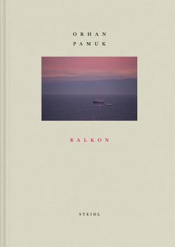 Balkon von Pamuk,  Orhan