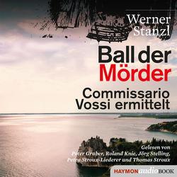Ball der Mörder von Gruber,  Peter, Knie,  Roland, Stanzl,  Werner, Stelling,  Jörg, Stroux,  Thomas, Stroux-Liederer,  Petra