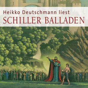 Balladen von Deutschmann,  Heikko, Schiller,  Friedrich