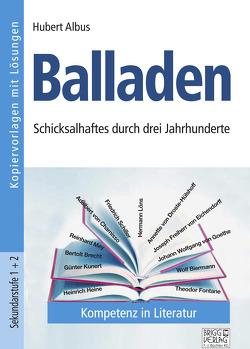 Balladen von Albus,  Hubert