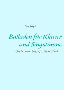 Balladen von Siegel,  Dirk