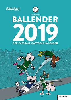 Ballender 2019 von Hilbring,  Oli