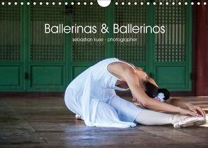 Ballerinas & Ballerinos (Wandkalender 2018 DIN A4 quer) von Kuse - Photographer,  Sebastian