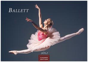 Ballett 2022 L 35x50cm